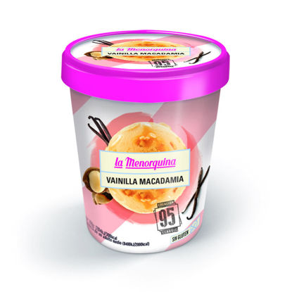 Picture of Gelado LA MENORQUINA Baun/Maca 500ml