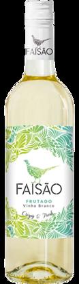 Imagem de Vinho FAISAO Branco Frutado 75cl