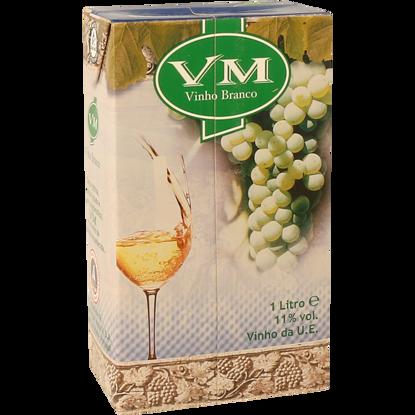 Imagem de Vinho VM Branco 1lt