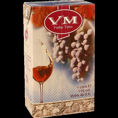 Imagem de Vinho VM Tinto 1lt