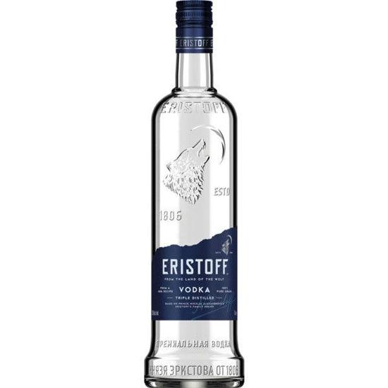 Imagem de Vodka ERISTOFF 70cl
