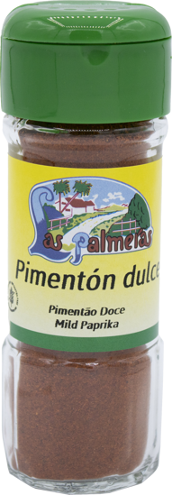 Picture of Pimentao Doce LAS PALMERAS FR 38gr