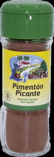 Imagem de Pimentao LAS PALMERAS Picante FR 38gr
