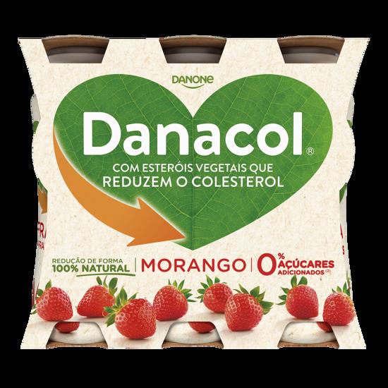 Picture of Iog DANACOL Morango 6x100gr