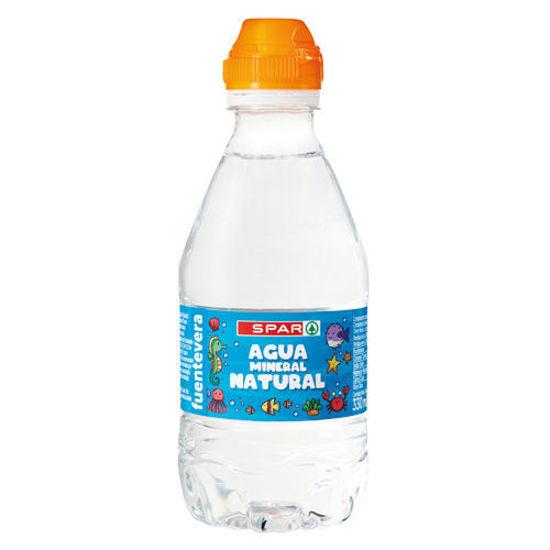Picture of Agua SPAR Nasc Infantil C/Tampa 33cl