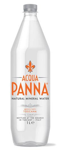 Picture of Agua ACQUA PANNA Mineral Pet 1lt