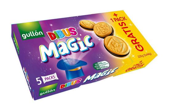 Picture of Bolacha GULLON Dibus Magic 220gr