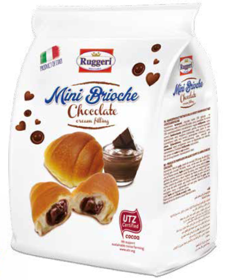 Picture of Mini Brioche RUGGERI Chocolate 150gr
