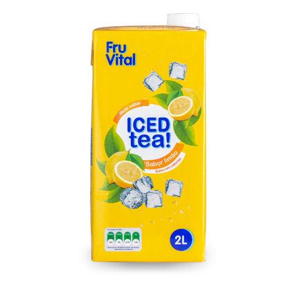 Imagem de Ice Tea FRUVITAL Limao 2lt