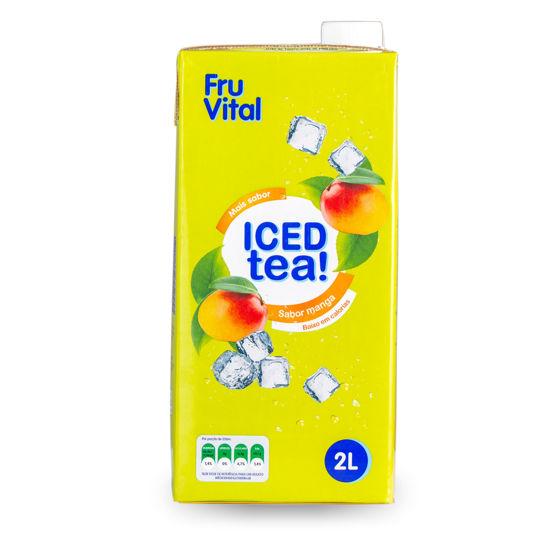 Picture of Ice Tea FRUVITAL Manga 2lt