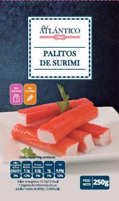 Picture of Delicias DEL ATLANTICO do Mar 250gr