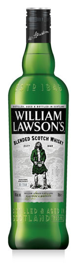 Picture of Whisky WILLIAM LAWSONS Fin Blend 70cl