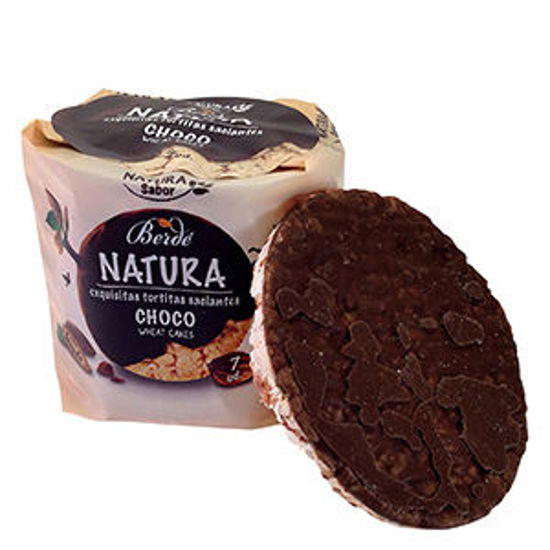 Picture of Galetes NATURA Chocolate un