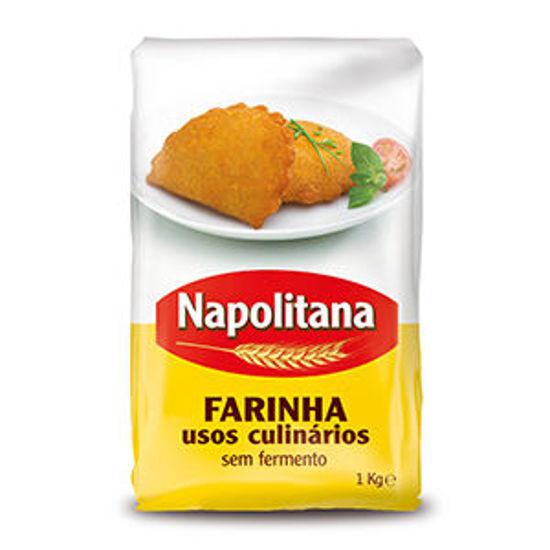 Picture of Farinha NAPOLITANA S/ Fermento 1kg