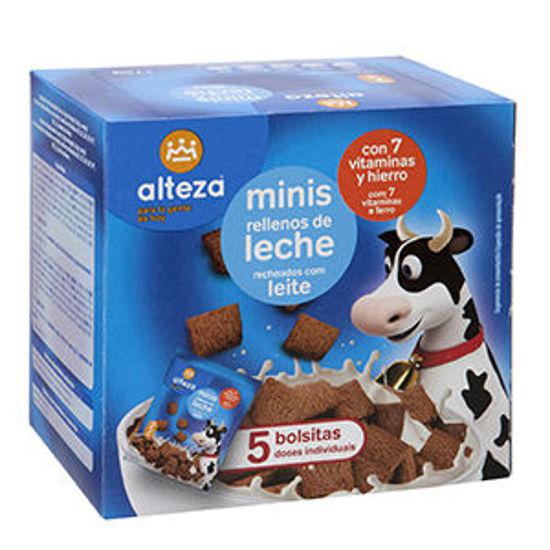 Picture of Cereais ALTEZA Mini Recheio Leite 175gr