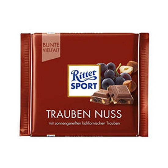 Picture of Choc RITTER SPORT Leite Avela Pass 100gr
