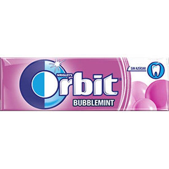 Imagem de Past ORBIT Bubblemint 14gr