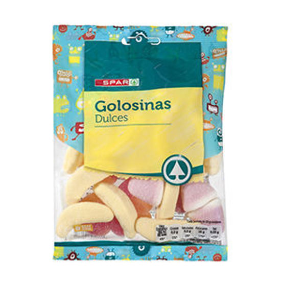 Picture of Gomas SPAR Megasortido Acucar 150gr