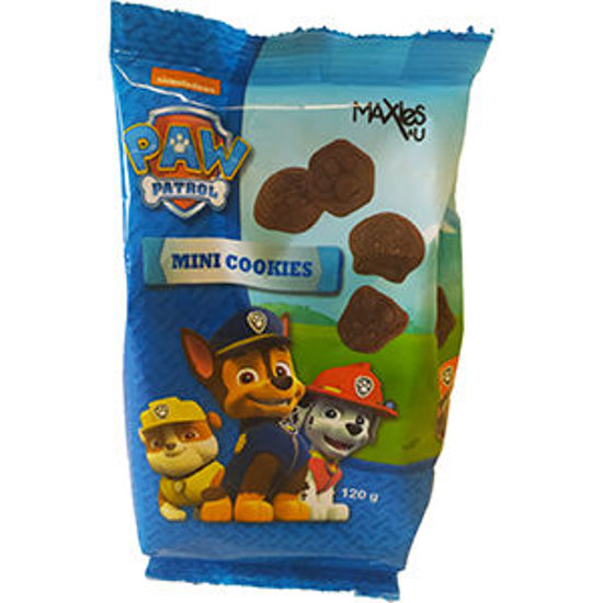 Picture of Mini Cookies PAW PATROL 120gr