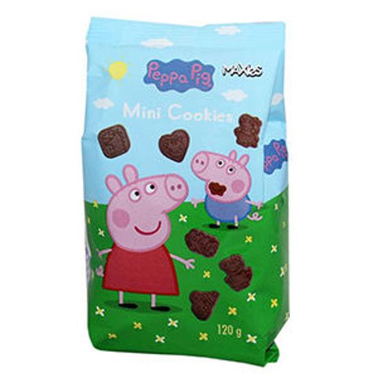 Picture of Mini Cookies PEPPA PIG 120gr