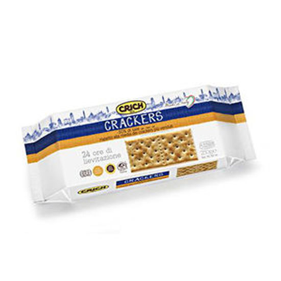 Picture of Bolacha CRICH Crackers S/ Sal 250gr