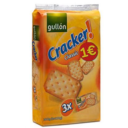 Imagem de Bolacha GULLON Cracker Classic 3x100gr