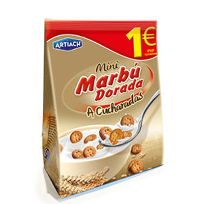 Picture of Bolacha MARBU Dourada Mini 250gr