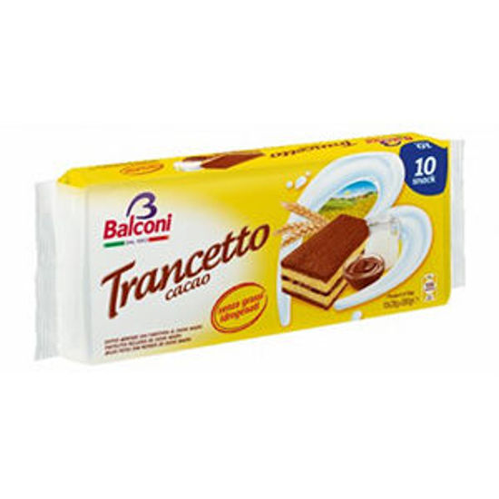 Picture of Bolo BALCONI Trancetto Cacau 280gr