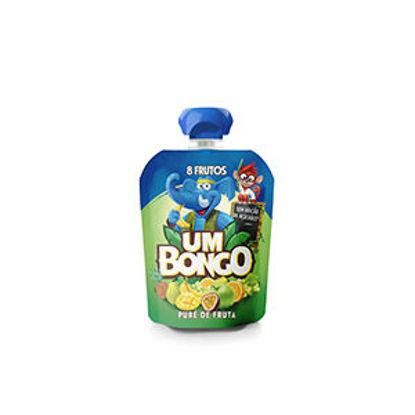 Picture of Pure Fruta UM BONGO 8 Frutos 90gr