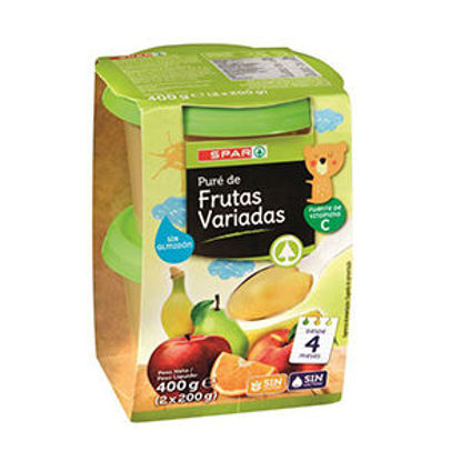 Picture of Pure Fruta SPAR Variada 2x200gr