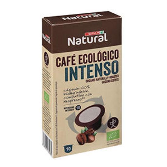 Imagem de Cafe SPAR Caps Bio Comp Intenso 10x5gr