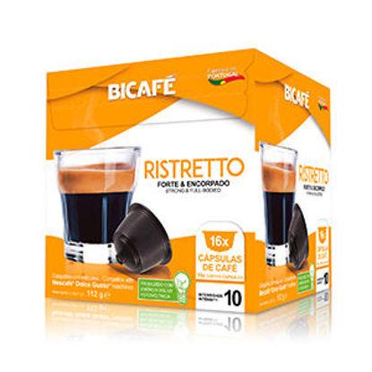 Imagem de Cafe BICAFE Ristretto 16un