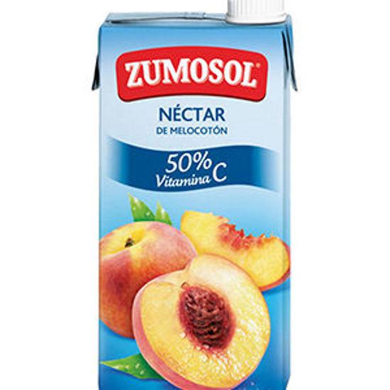 Picture of Nectar ZUMOSOL Pessego 1lt