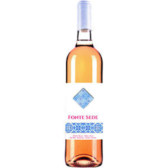 Picture of Vinho FONTE DE SEDE Rose 75cl