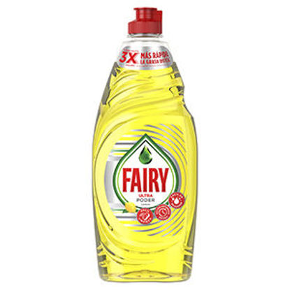 Picture of Det Loica FAIRY Ultra Limao 600ml