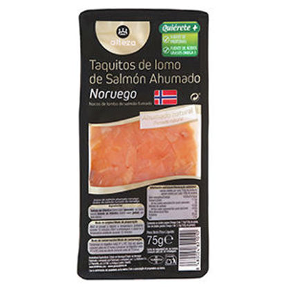 Picture of Nacos ALTEZA Lombo Salmao Fumado 75gr