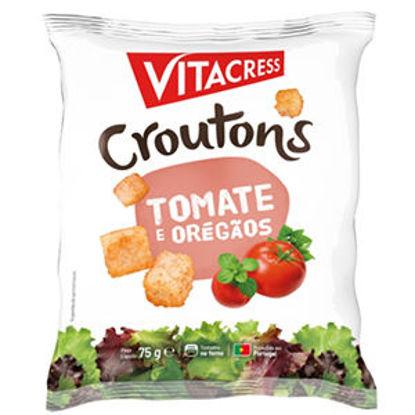 Imagem de Croutons VITACRESS Tomate Oregaos 75gr