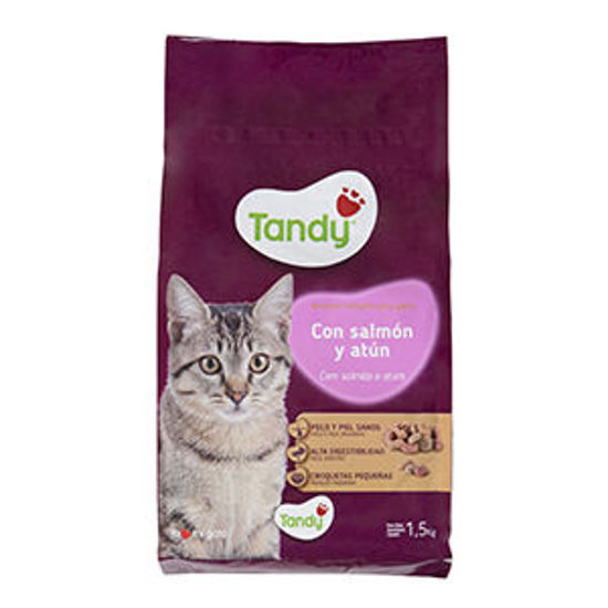 Picture of Alim Gato TANDY Peixe 1,5kg