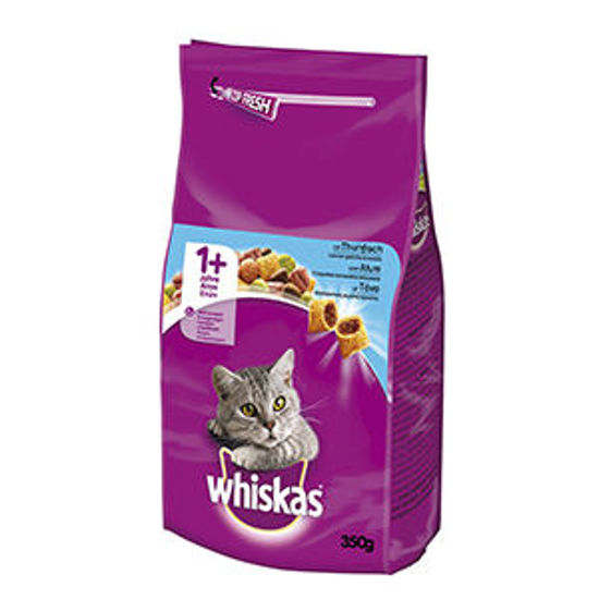 Picture of Alim Gato WHISKAS Adulto Atum 350gr