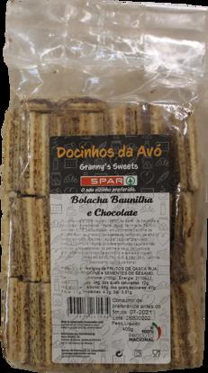 Picture of Bolacha SPAR Baunilha/Chocolate 400gr