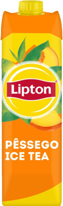 Picture of Ice Tea LIPTON Pêssego Prisma 1lt