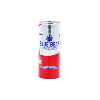 Imagem de Bebida Energ BLUE BEAR Regular 250ml