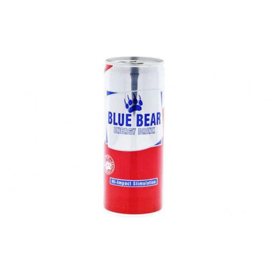 Picture of Bebida Energ BLUE BEAR Regular 250ml