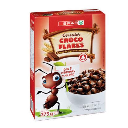 Imagem de Cereais SPAR Flocos Chocolate 375gr