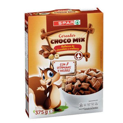 Imagem de Cereais SPAR Choco Mix 375gr