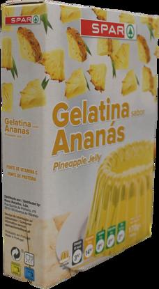 Imagem de Gelatina SPAR Ananas 2x85gr