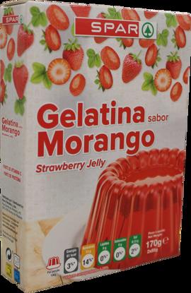 Imagem de Gelatina SPAR Morango 2x85gr
