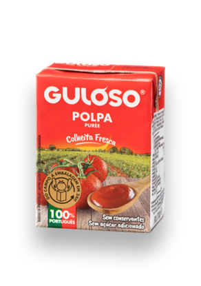 Picture of Polpa Tomate GULOSO Pacote 210gr
