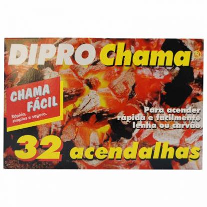 Imagem de Acendalhas DIPROCHAMA 32un