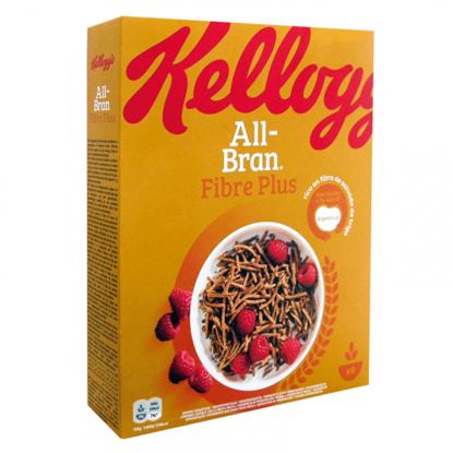 Imagem de Cereais KELLOGGS All Bran Plus 375gr
